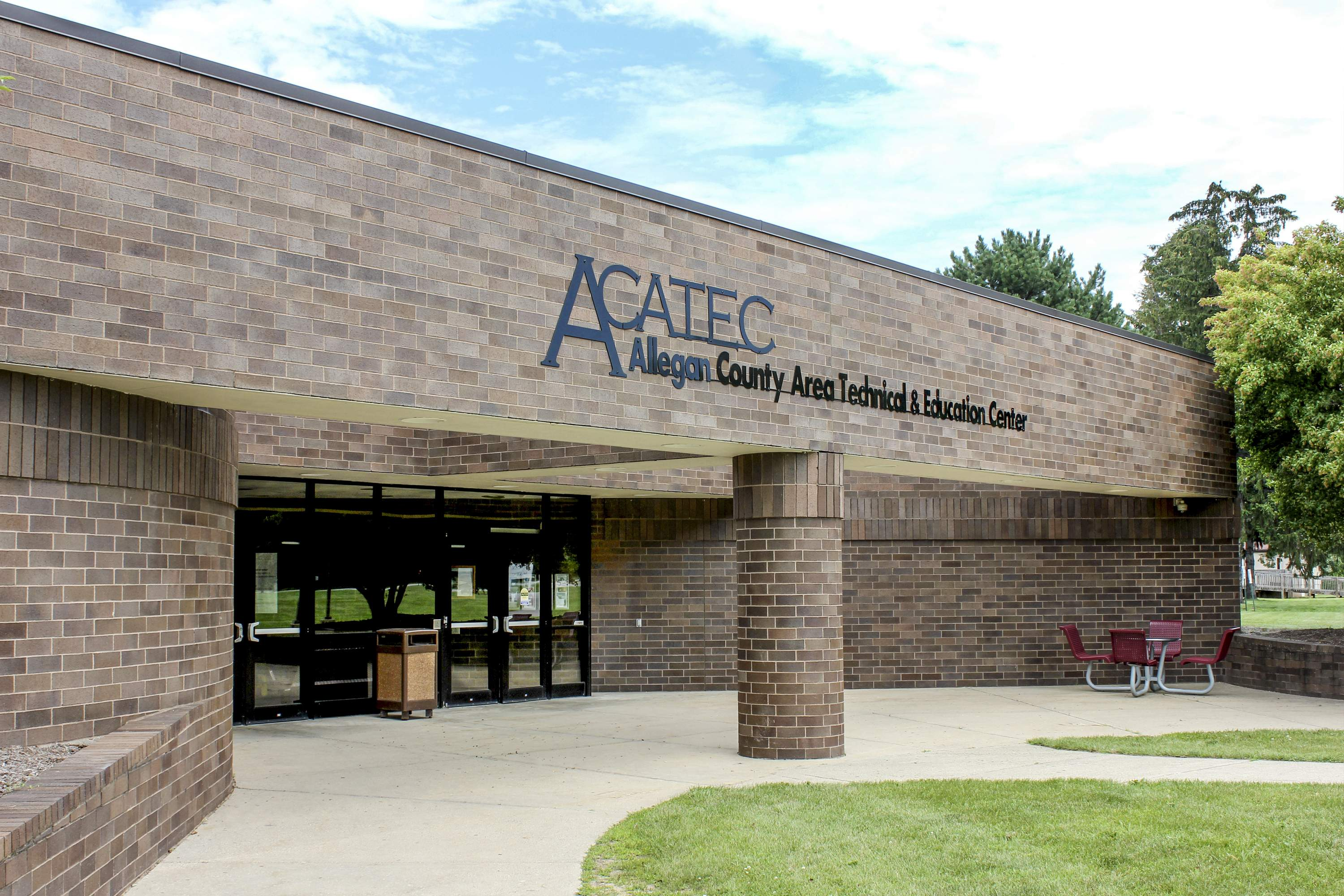 Allegan Tech Center Building