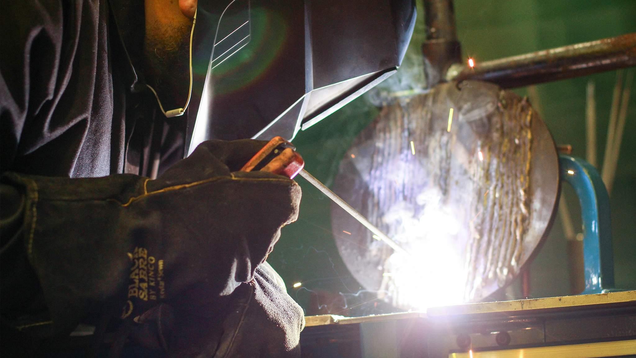 Welding Production Technology Associate In Applied Science Lake