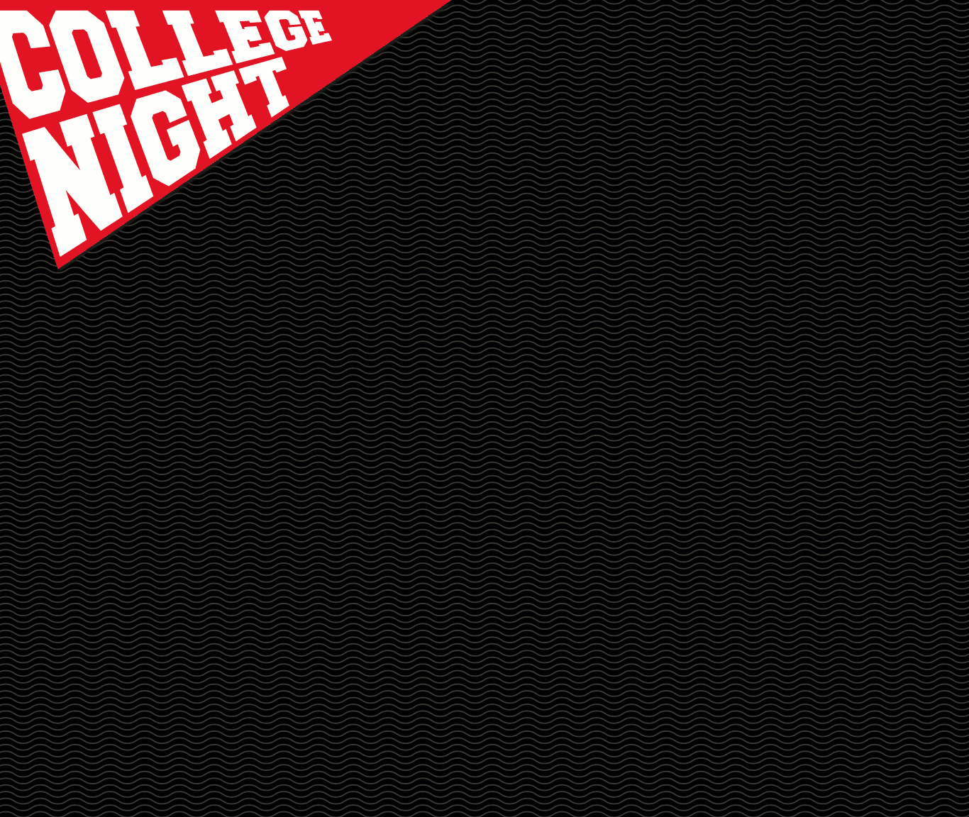 College Night cover Graphic
