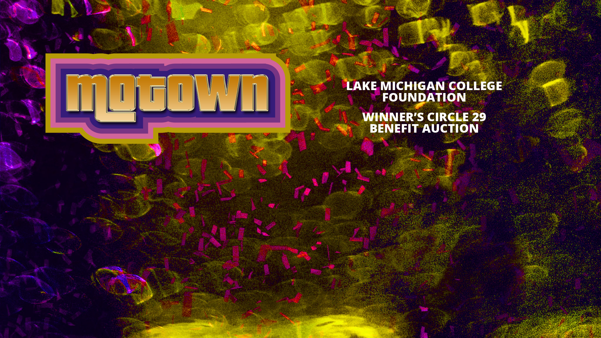 Motown: Winner's Circle Benefit Auction
