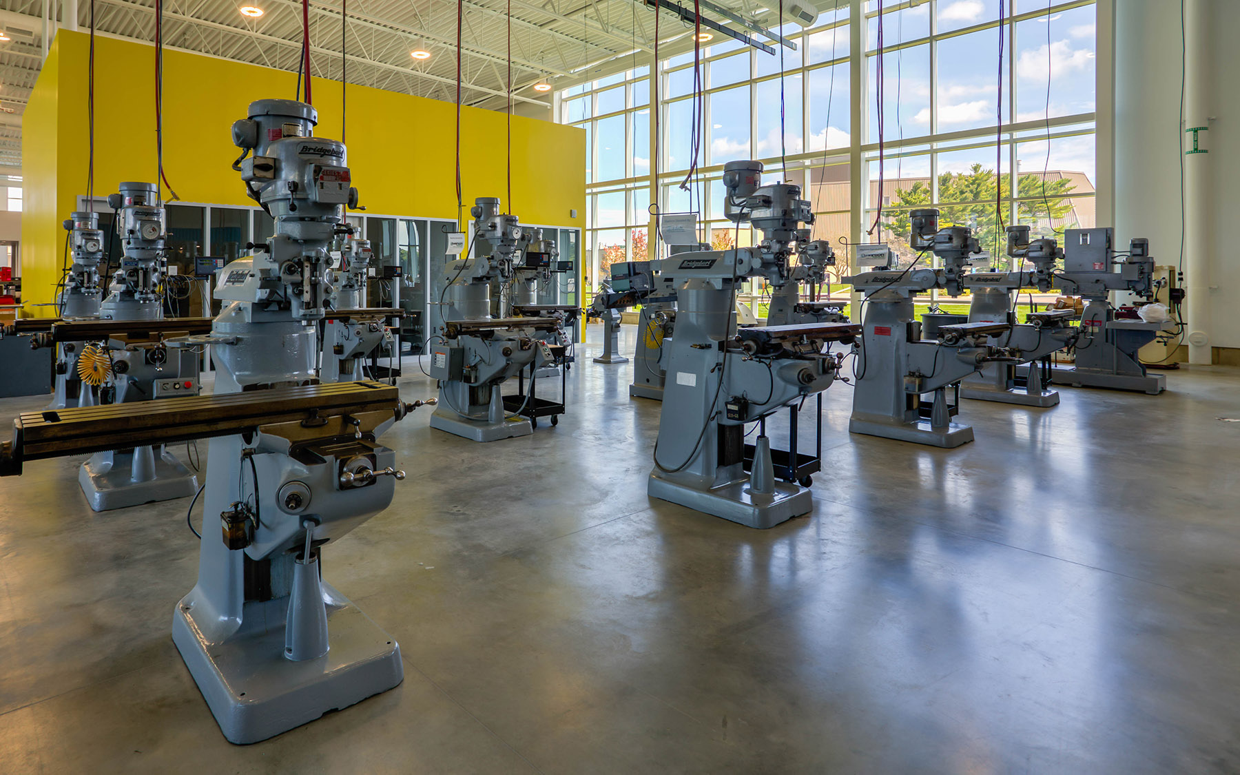 Machine Tool Technology Associate in Applied Science Degree