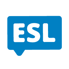 Icon for English As Second Language