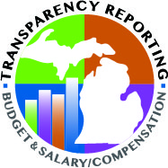 Budget and Performance Transparency mark from the State of Michigan