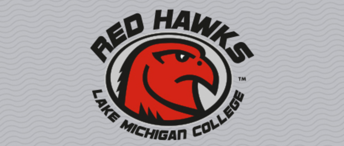 Little Red Hawks Volleyball camp logo
