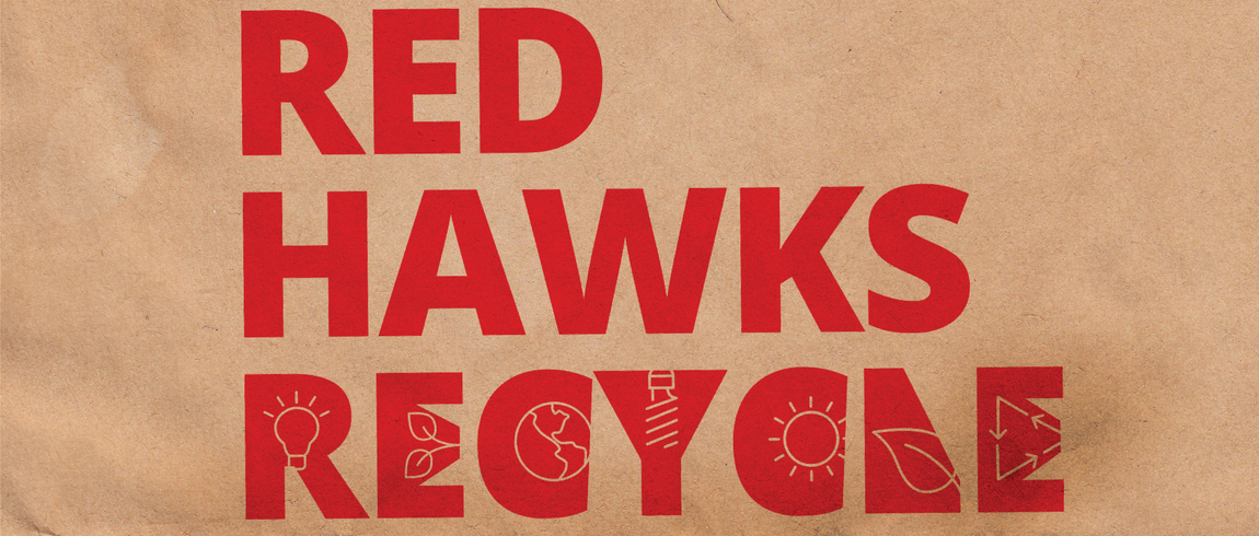Red Hawks Recycle